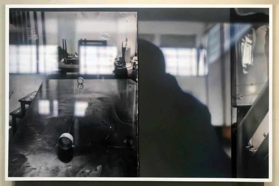 Reflecting on Beuys #10, Table
