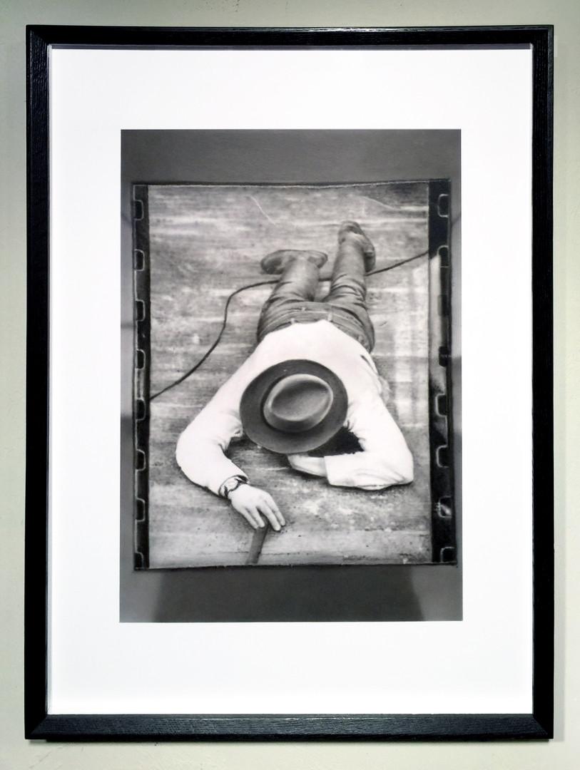 Reflecting on Beuys: Beuys on Floor (DIA) 2019