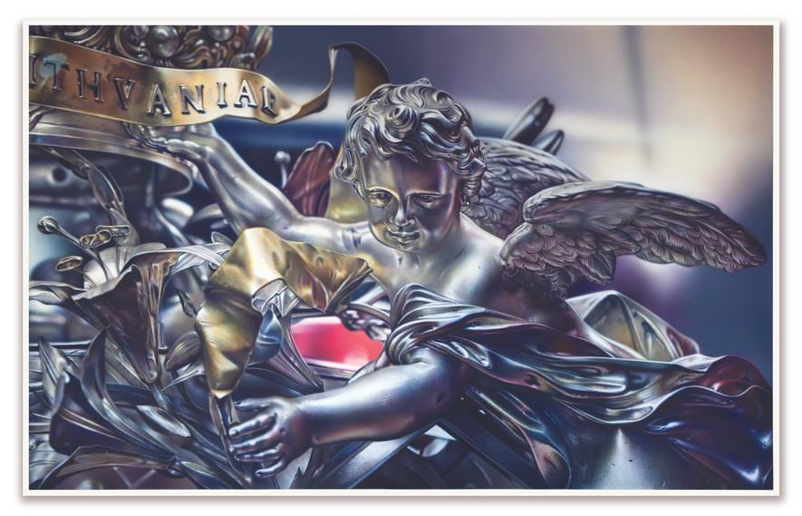 #1 - Saint Casimir Reliquary, (Soldani, 1687, Medici), 2020
