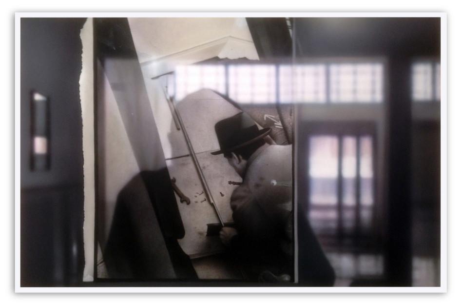 Reflection on Beuys #6: Arena, Measuring, (DIA) 2017