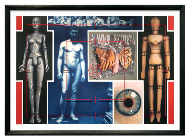 Figure Study #3, 2006