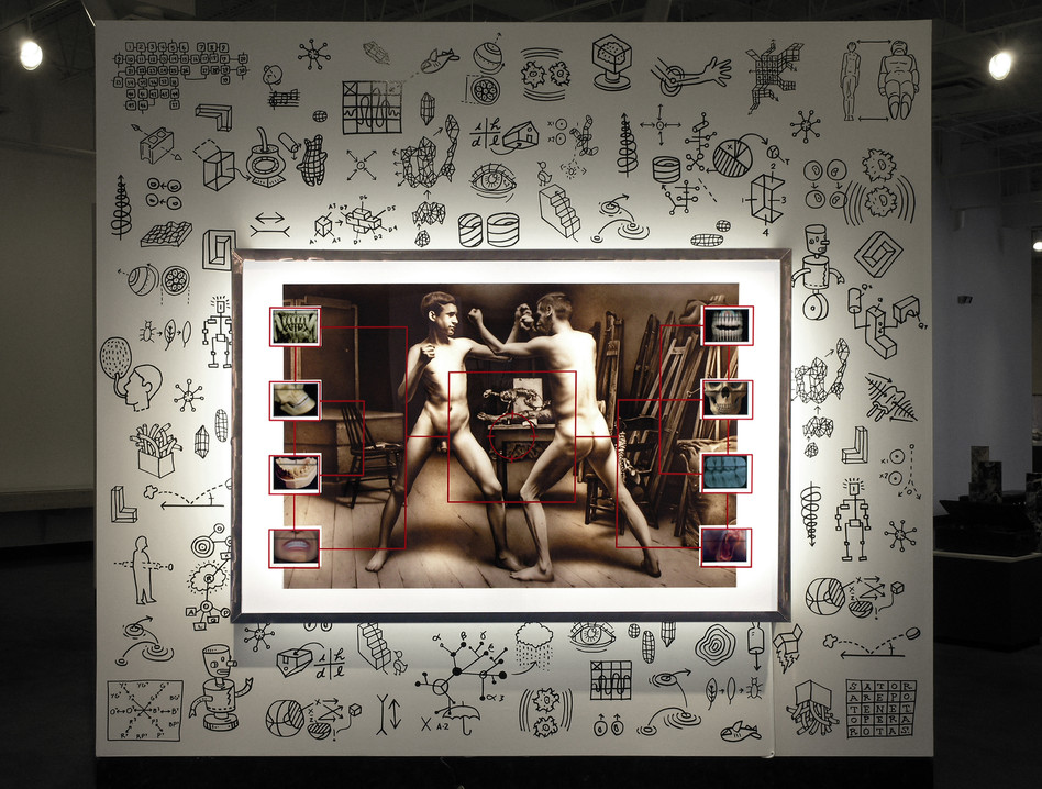 The Pugilists: Posing / Opposing Systems, 2005