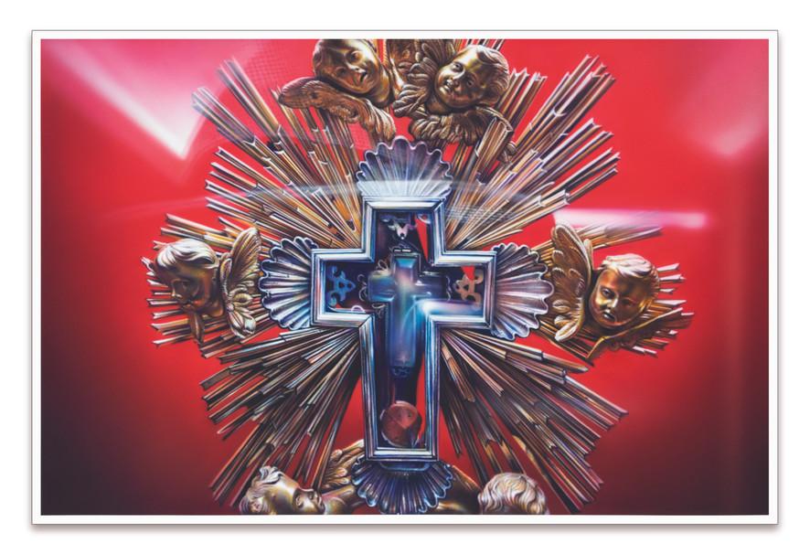 #3 - Reliquiario della Croce (Medici, Roman 1700), 2020