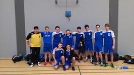 mB-Jugend: die erste Spiele in der Verbandsliga