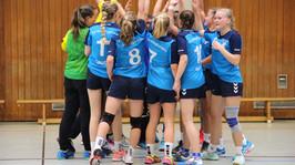 Erster Sieg der wC-Jugend in der RPS-Oberliga!