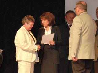 Dr. Robert Eicher Preis für Erika Herrmann