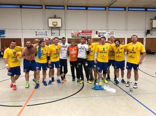 Spielbericht: 12. Spieltag; TSV Speyer – TVR; Souveräner Sieg zum Rückrundenstart!