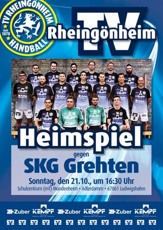 Vorbericht 6. Spieltag, TVR - SKG Grethen