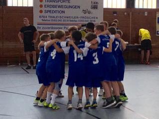 mD-Jugend: Qualifikation zur Pfalzliga geschafft!