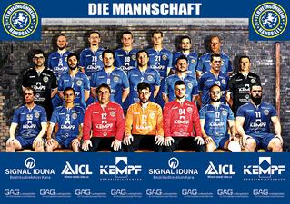 Spielbericht 8. Spieltag: TVR – SG Lambsheim/Frankenthal; 28:32