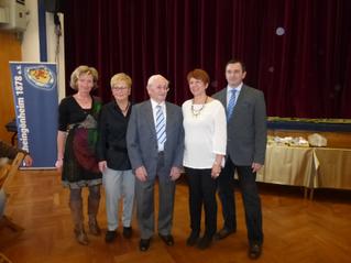 Ehrennachmittag für engagierte, langjährige und erfolgreiche Mitglieder