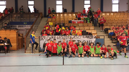 mD-Jugend kehrt mit gutem Gefühl nach MINI EM 2018 aus Hannover zurück!