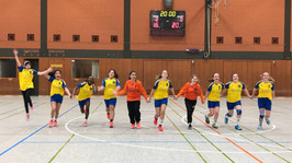 wD-Jugend gewinnt gegen ungeschlagenen Tabellenführer HSG Dudenhofen/Schifferstadt