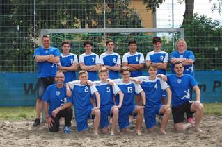 mB-Jugend Verbandsliga-Rückrunde gesichert