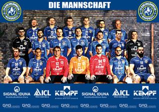 Spielbericht 10. Spieltag: TVR-TSG Mutterstadt; 36:32