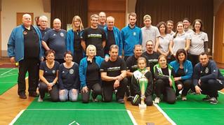 Shuffleboard: Team Trophy beim TVR