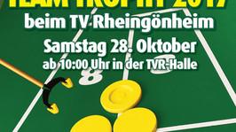 Ankündigung: Premiere für die Team Trophy beim TVR