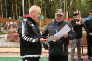 TVR Shuffleboarder bei der Hessen Open 2017