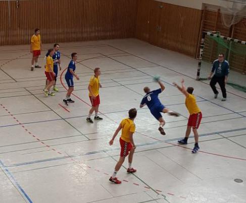 Spielbericht 3. Spieltag: TVR – HSG Eckbachtal 2