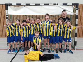mE1-Jugend souverän Verbandsligameister!