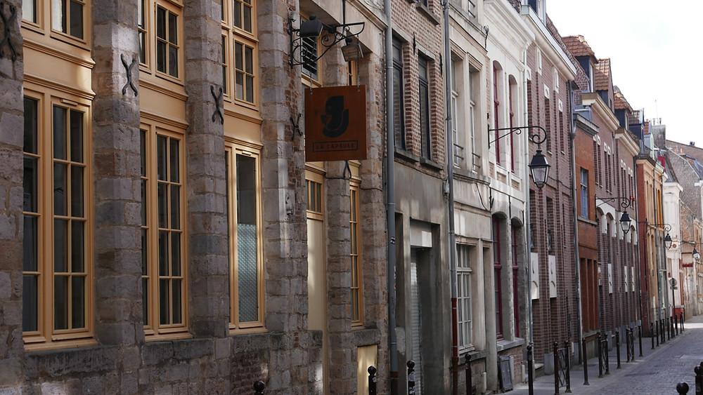 Le Vieux-Lille, Lille, France.