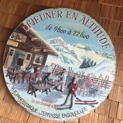 L'essentiel, Cantine Sur Coux, Champéry, Suisse