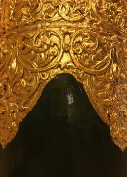 D'or et de noir
