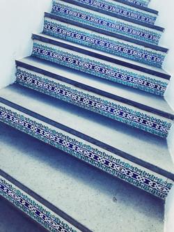 Les escaliers du paradis?