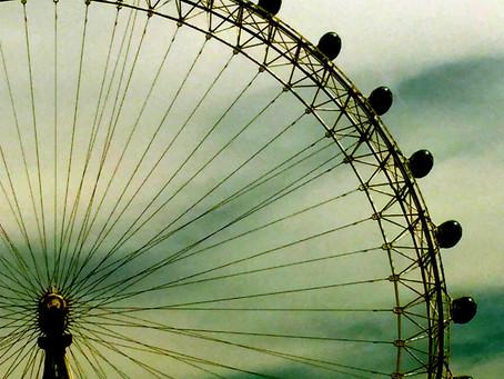Clin d'œil à Londres