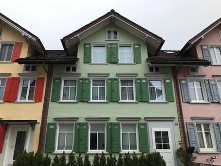 Appenzell - La Suisse d'antan
