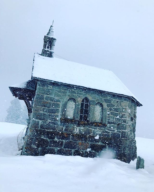 La chapelle de la Reine des Neiges