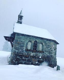 La chapelle de la Reine des Neiges
