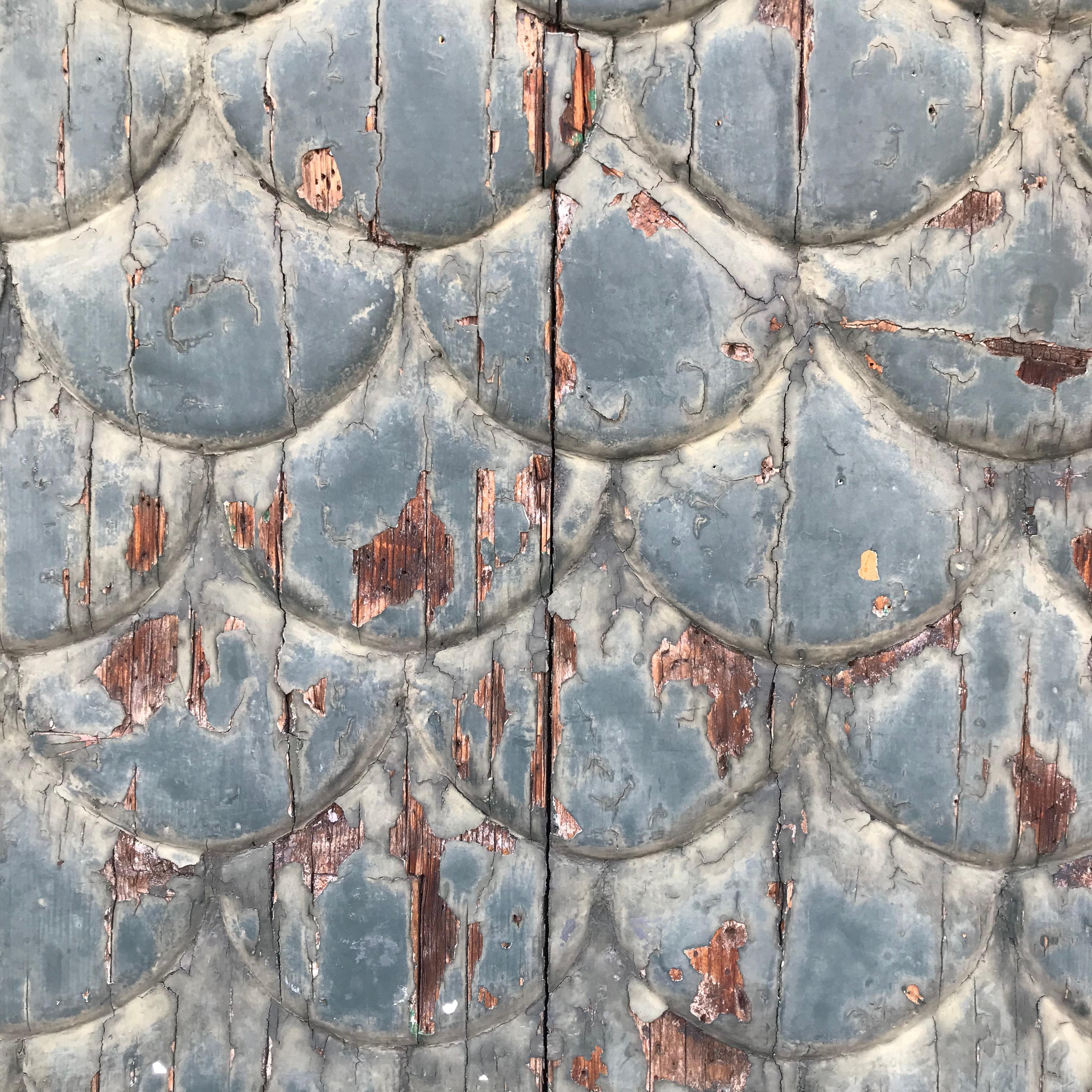 Écailles de mur