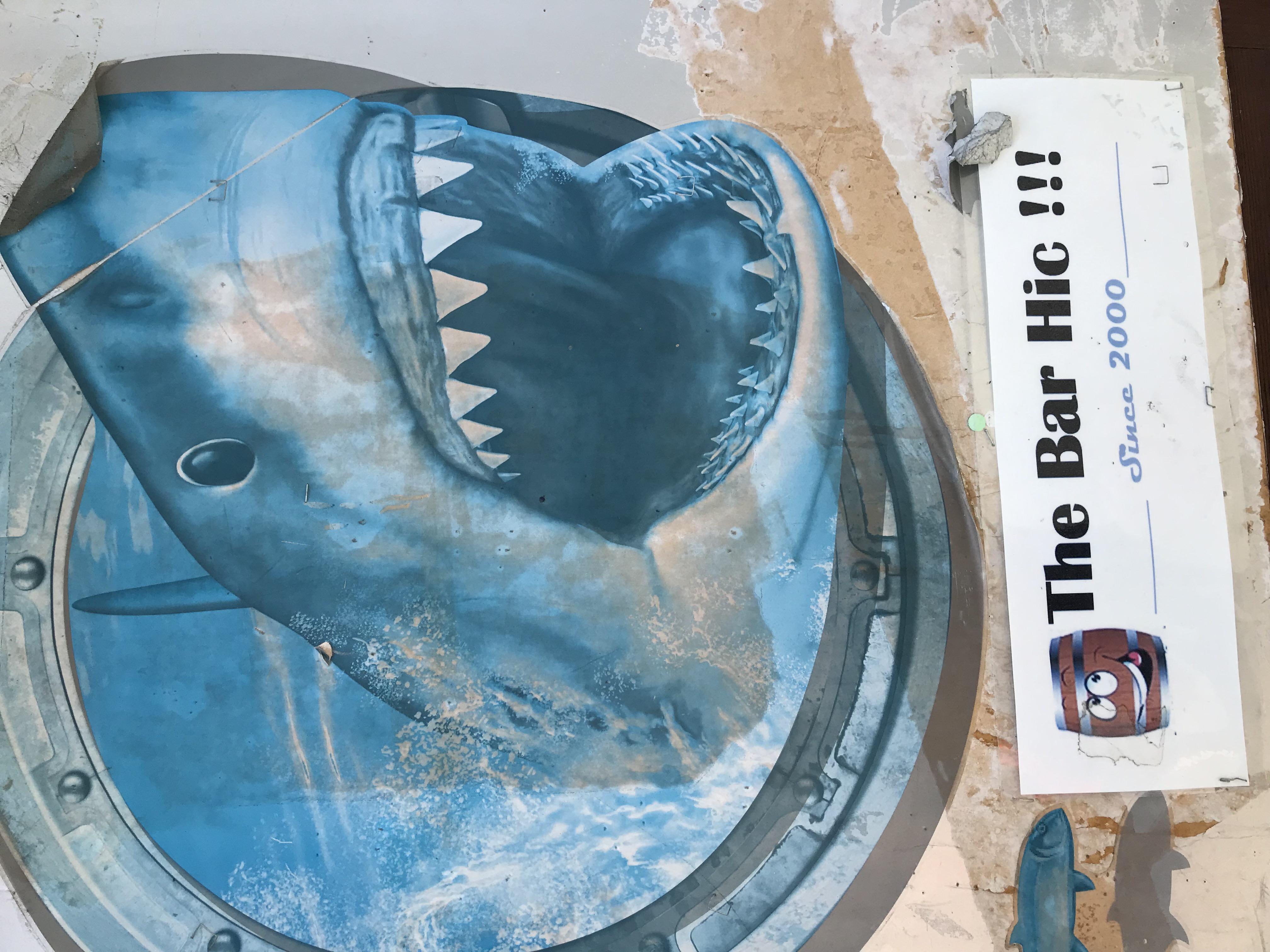 Les dents de la mer de Martigny, Suisse.