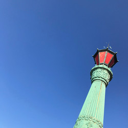 Le phare rouge.