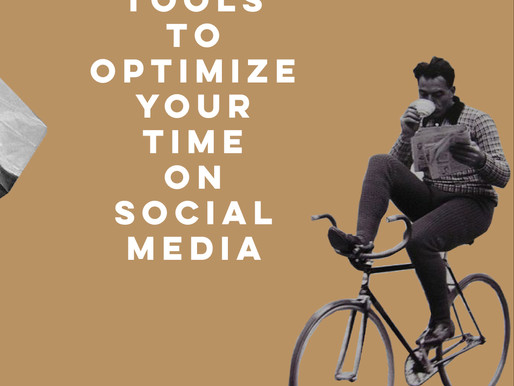 tools to save your time on social media