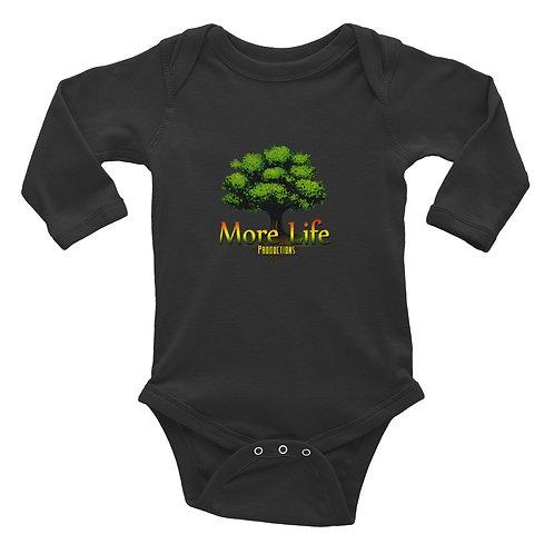 Infant Long Sleeve Bodysuit
