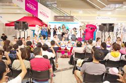 商業施設イベント