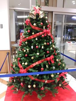 商業施設クリスマス装飾①