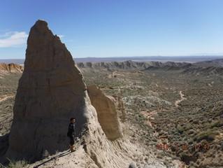 Jawbone Canyon OHV