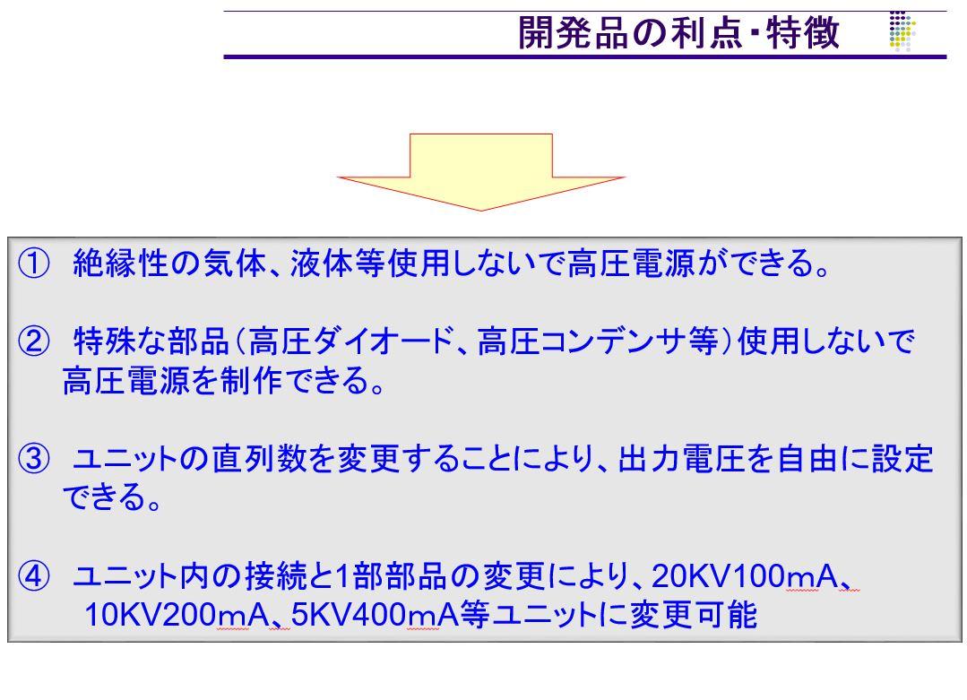 高圧発生技術5