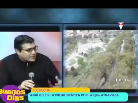 Análisis de la problemática del Río Rocha