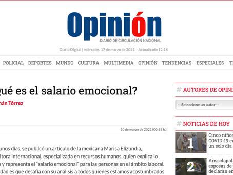 Que es el salario emocional