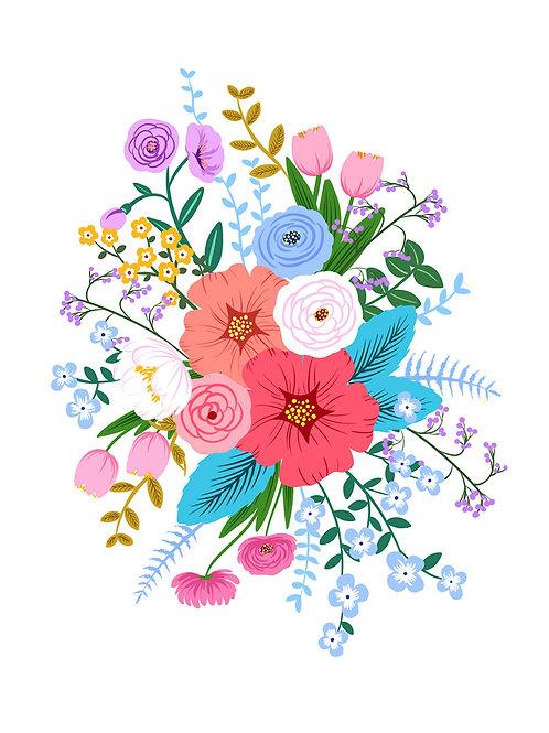 Floral Garden AP03