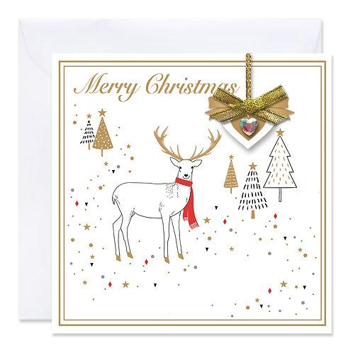 Reindeer in Christmas