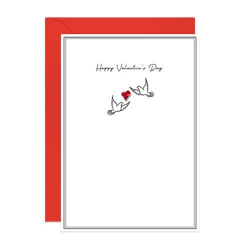 Birds Valentine's Day