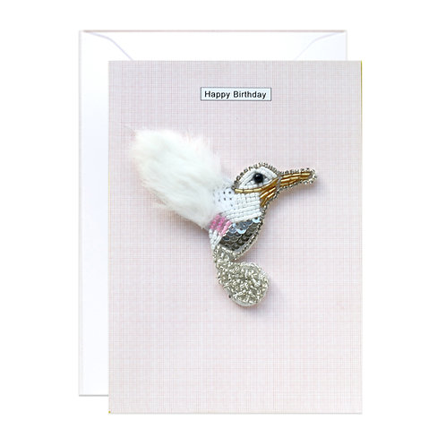 White Bird Birthday