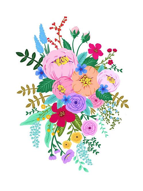 Floral Garden AP01