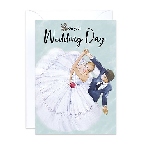 Swan Wedding