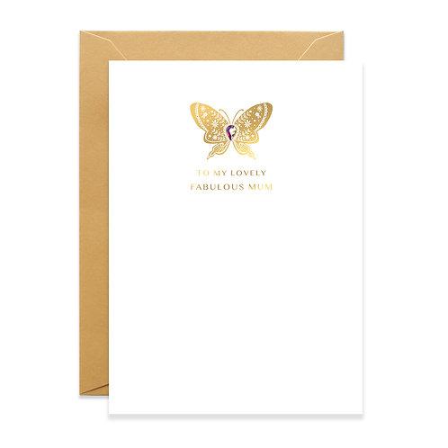 Butterfly Mum